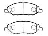 Brake Pad Set:AY040-NS110
